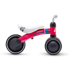 s'cool pedeX first Niños, himbeer/petrol matt